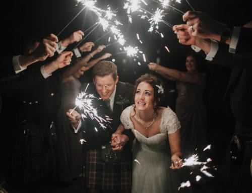Ewan and Jaynes Wedding – Fingask Castle