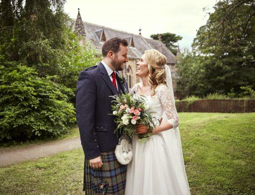 Strathpeffer Pavillion Wedding Photography