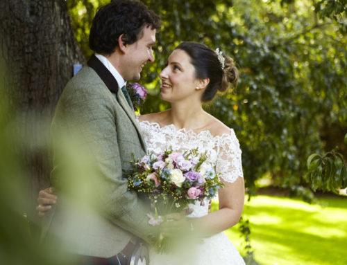 Botanic Gardens Edinburgh Wedding