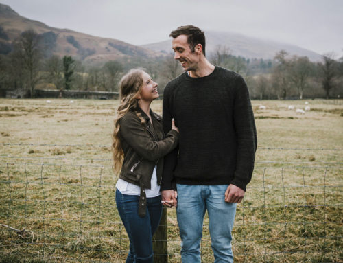Engagement Photography Loch Lomond