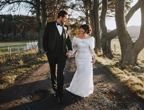 Glentruim Castle Wedding Photography