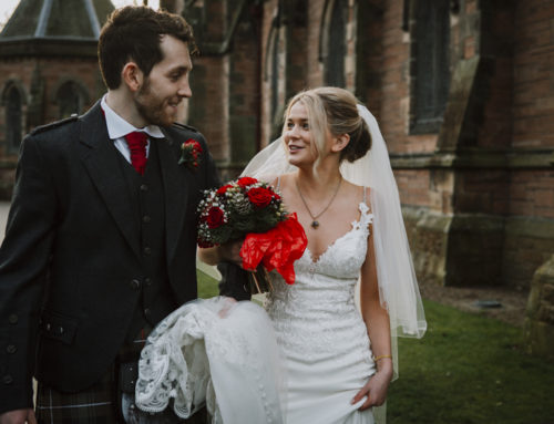 Inverness Cathedral – Wedding Photography