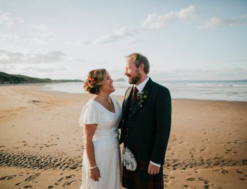 Ravensheugh Log Cabin Wedding Photography
