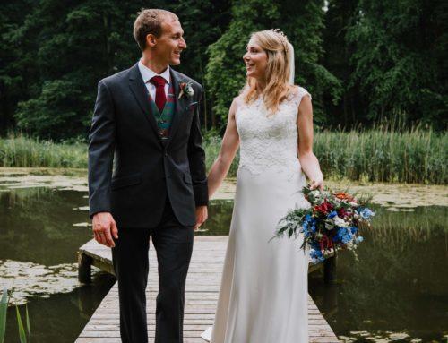 Winton Castle Wedding Photography